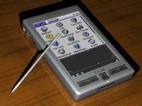 sony索尼老款手机3D模型
