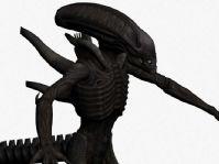 alien异形,外星人3D模型