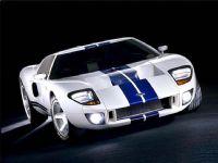 福特跑车3D模型