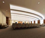 会议室,多人会议室,大型会议室 室内效果3D模型