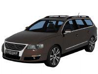 帕萨特PASSAT 轿车3D模型