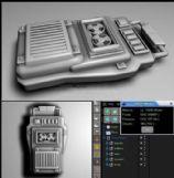生化奇兵音频日记3D模型