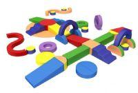 play structure儿童娱乐设施积木3D模型