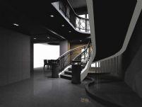 楼道,楼梯设计3D模型