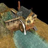 战锤3D游戏场景模型