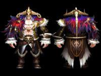 神魔大陆巨人,3D游戏角色模型