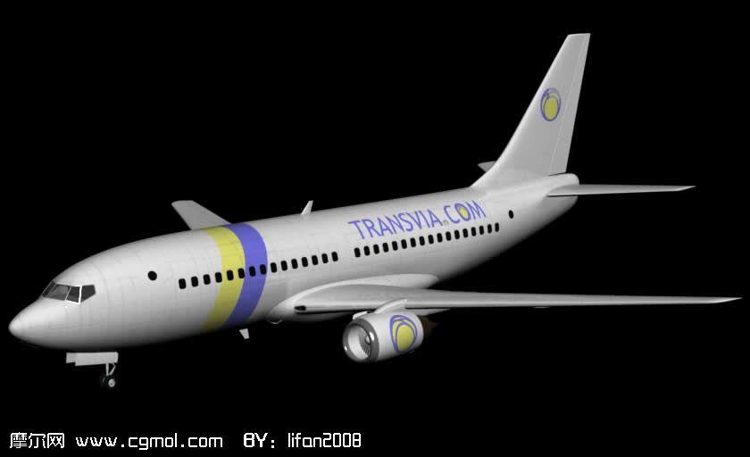 运输模型 飞机