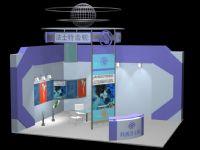 陕西法士特齿轮公司展厅设计3D模型