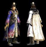 《真三国无双5》曹操,3D游戏角色模型