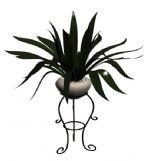 家居美化植物盆栽3D模型