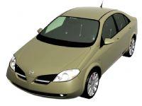 尼桑Nissan Primera汽车3D模型