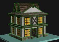 酒馆3D模型