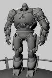 机器人,maya模型