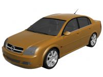 Opel Vectra 欧宝威达汽车3D模型