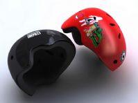 滑冰头盔,安全帽3D模型