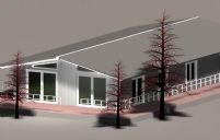 房屋场景建筑3D模型