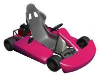 卡丁车3D模型
