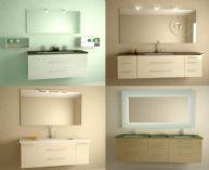 洗手间,洗手池3D模型五