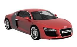 奥迪R8 3D模型