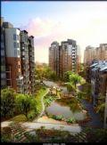 住宅区,居民小区,小区绿化3d模型