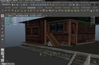 房子场景模型