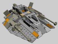 雪地战车3D模型