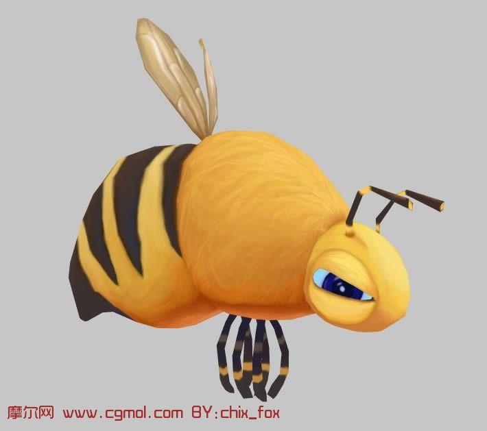 maya卡通动物模型