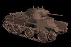 坦克 高模