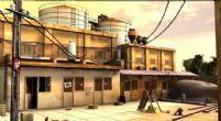 工厂,现代场景maya模型