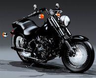 超酷摩托车3D模型