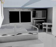 我的卧室3D模型