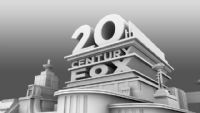 20世纪福克斯C4D文件