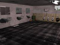 卫生间,洗手间,maya场景模型