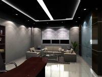 豪华办公室3D模型