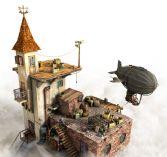 做得非常好的maya房子3D模型