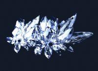 冰�K,水晶的maya模型