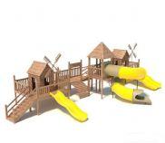 滑梯,公园娱乐设施3D模型