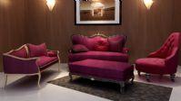 欧式古典奢华沙发3D模型