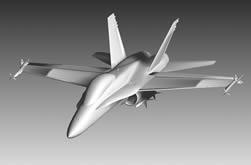 很酷的歼敌机,战斗机3D模型