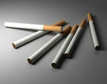 香烟3D模型