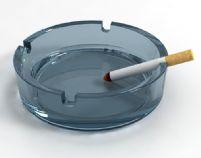 设计非常好的烟灰缸3D模型(有材质)