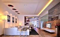 客餐厅,客厅,大厅3D模型