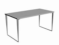 长桌3D模型