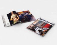 时尚杂志,书籍3D模型