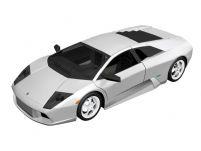 白色的兰博基尼跑车3D模型