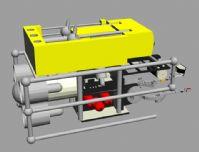 潜水机器人3D模型
