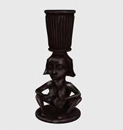 人物雕塑艺术品3D模型