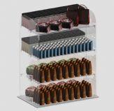 超市货柜,货架3D模型