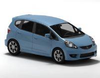 本田HONDA汽车3D模型