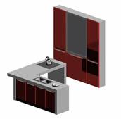 橱柜3d模型